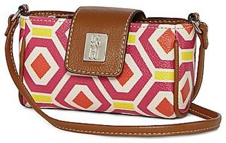 JCPenney 9 & Co.® Table Treasures Cell Phone Case Crossbody Bag