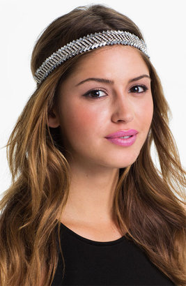BP Rhinestone Headband