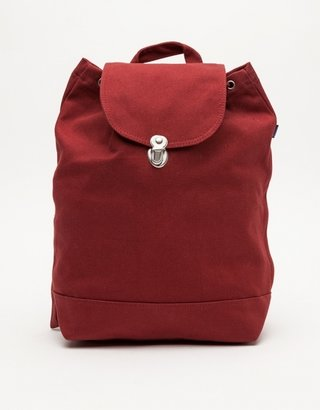 Baggu Canvas Backpack in Fig