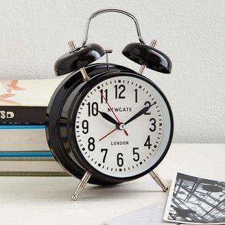 London Alarm Clock - Black