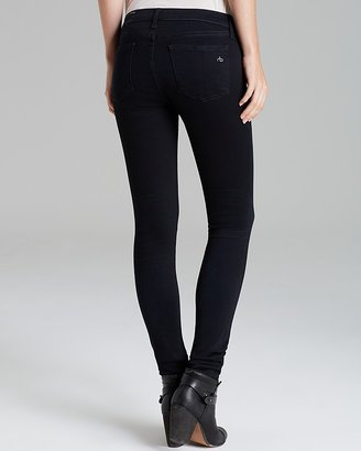 Rag and Bone Jeans - The Legging in Night Wash