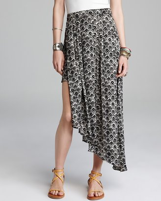 Free People Sarong Skirt - Printed Ayana