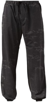 Us Alteration camo trousers