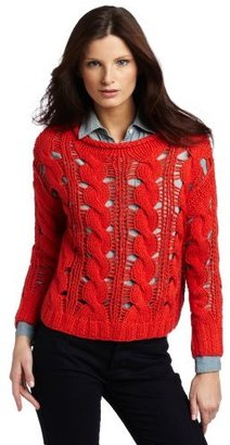Patterson J. Kincaid Women's Findley Pullover Sweater