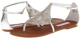 Steve Madden Shineyy (Silver) - Footwear