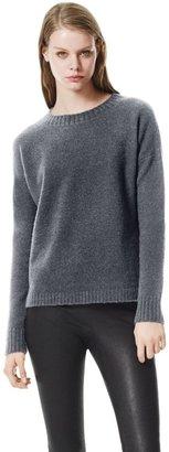 Theory Trinzia Sweater in Avalon Stretch Wool