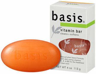 Basis Vitamin Bar Soap