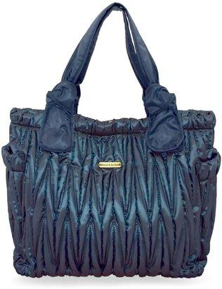 Timi & Leslie Marie Antoinette Diaper Bag in Sapphire