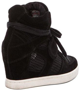 Ash Cool Mesh Wedge Sneaker