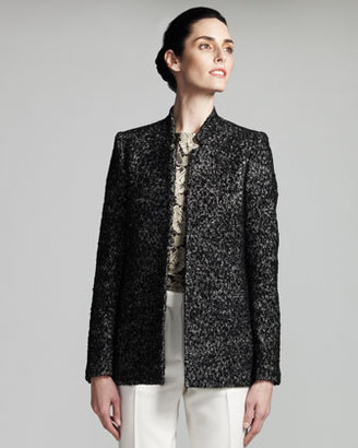 Stella McCartney Stand-Collar Jacket