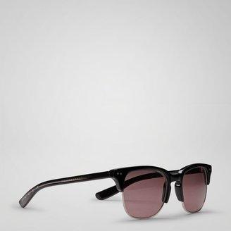 Bottega Veneta Dark havana brown sunglasses 167/s