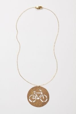 Anthropologie Favorite Things Necklace