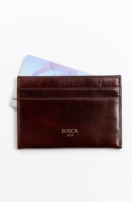 Bosca 'Old Leather' Weekend Wallet