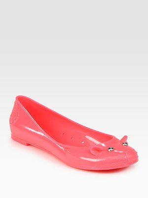 Marc by Marc Jacobs Jelly Mouse Ballet Flats