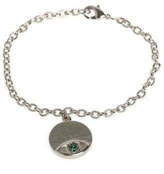 House Of Harlow Evil Eye Disc Charm Bracelet
