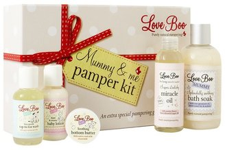 Love Boo Toiletries Love Boo Mummy and Me Pamper Gift Set