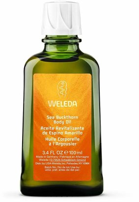 Weleda Sea Buckthorn Body Oil by 3.4oz Body Oil)