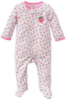Carter's strawberry sleep & play - baby