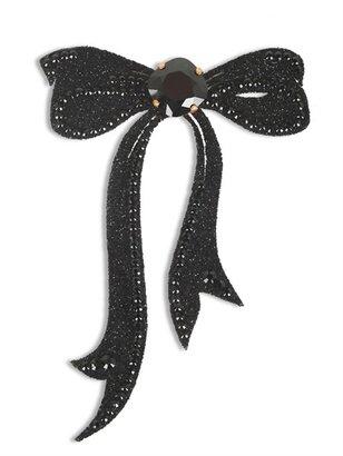 Marbella Embellished Bow Adhesive Tattoo