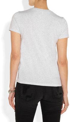 Kenzo Eiffel Tower-print cotton-jersey T-shirt