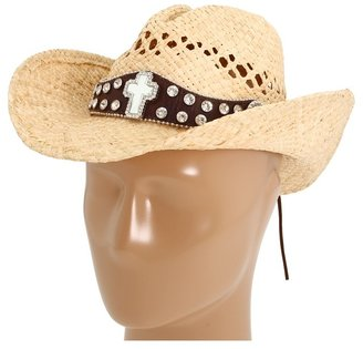 M&F Western - 71070 (Cross Band) - Hats