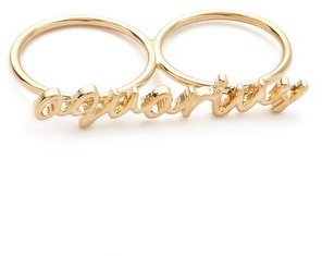 Jules Smith Designs Zodiac Knuckle Ring