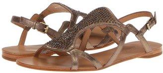 Modern Vintage Anita (Brown/Rose Gold) - Footwear