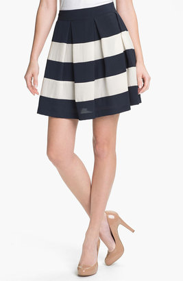 Collective Concepts Stripe Skirt