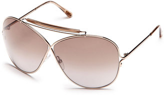 Tom Ford Catherine Round Frame