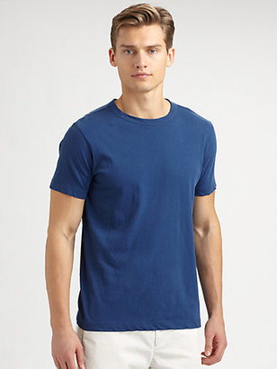 Theory Basic Crewneck T-Shirt
