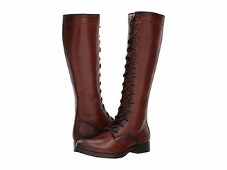 af02b4fd810 Tall Lace Up Rubber Boots - ShopStyle