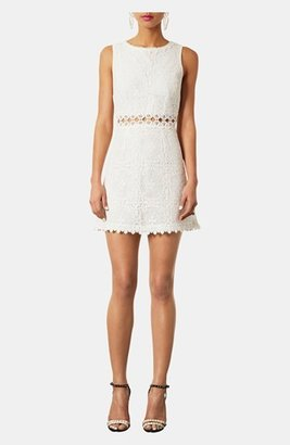 Topshop Swinging Sixties Lace Dress