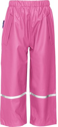 Playshoes Rain Waterproofs Easy Fit Girl's Trousers Pink 12-18 months (86cm)