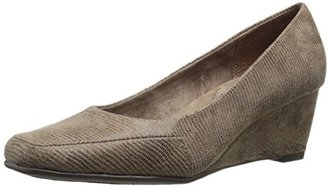 Aerosoles Women's Barecuda Wedge Pump