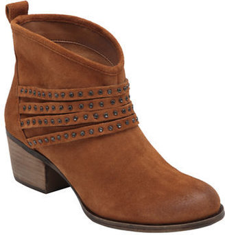 Jessica Simpson Clauds Suede Ankle Boots
