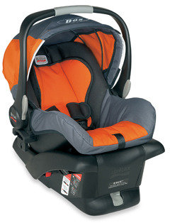 Britax BOB® B-Safe by Infant Car Seat - Orange