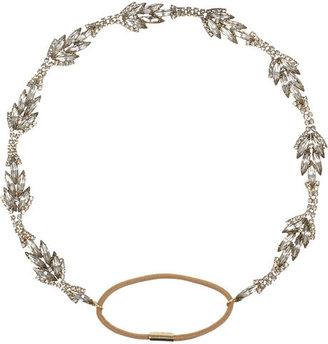 Jennifer Behr Swarovski crystal headband