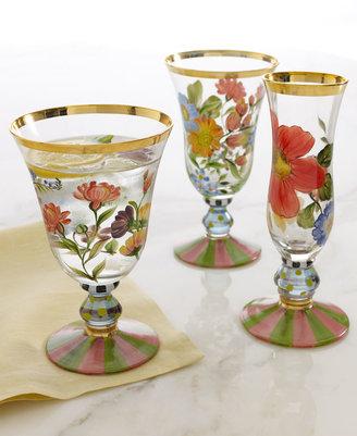 Mackenzie Childs MacKenzie-Childs Flower Market Glassware