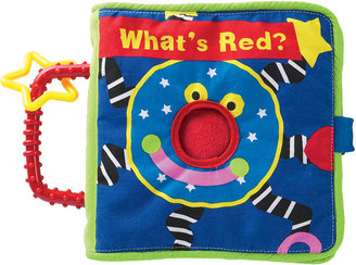 Whoozit Whats Red? Soft Book