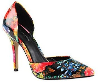 Call it SPRING Call It SpringTM Poletti Floral-Print D'orsay Pumps