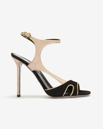 Sergio Rossi Gleam High Heel Sandal