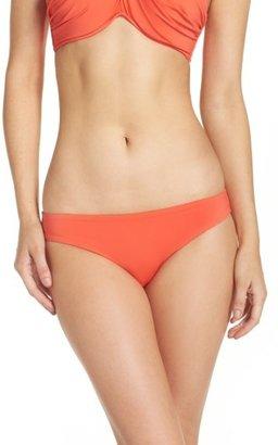 Women's Seafolly Mini Hipster Bikini Bottoms $62 thestylecure.com