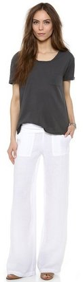 So Low SOLOW Fold Over Pants