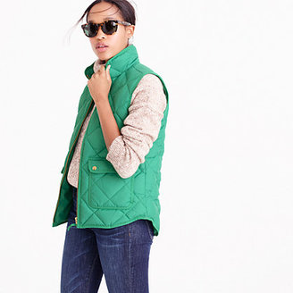 Excursion quilted down vest $120 thestylecure.com