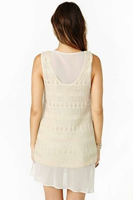 Nasty Gal Soft Whisper Knit Tank