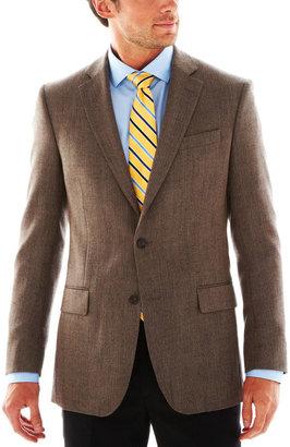 JCPenney Stafford Merino Wool Sport Coat