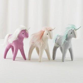 Mythical Edition Plush Unicorns (Set of 3) $39 thestylecure.com