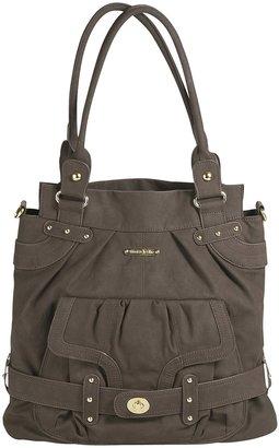 Timi & Leslie Louise Diaper Bag - Velvet Black