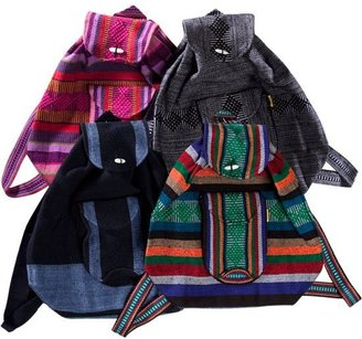 Molina Indian Backpack