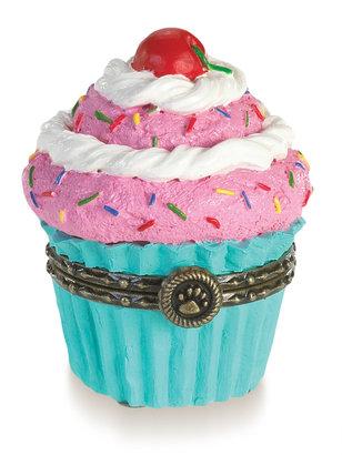 Cupcake Treasure Boxes (Set of 2)